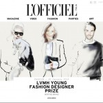 LVMH Young Designer Fashion Prize Officiel