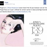 Piaget on facebook, by Martine Brand