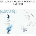 Shalimar de Guerlain, Souffle de Parfum by Martine Brand