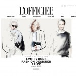 LVMH, Young Fashion Designer Prize by Martine Brand