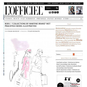 L'Officiel Holland by Martine Brand
