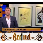 TV RTL, Boulevard Luxury Fair about Martine Brand