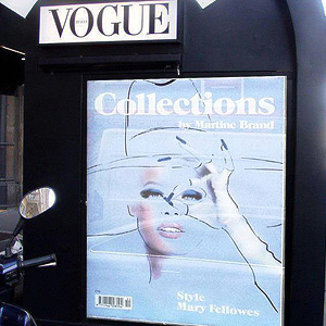 Vogue & Collections by Martine Brand