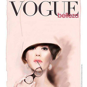 Vogue Belleza, by Martine Brand
