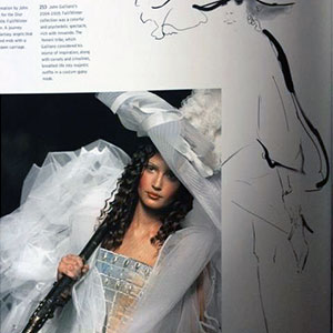Masters of Fashion, John Galliano - Martine Brand