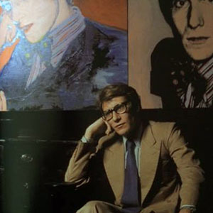 Masters of Fashion, Yves Saint Laurent - Martine Brand