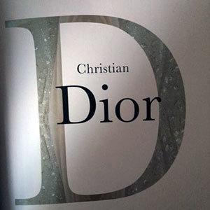 Masters of Fashion, Dior - Martine Brand