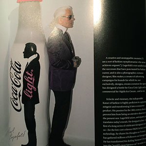 Masters of Fashion, Karl Lagerfeld - Martine Brand